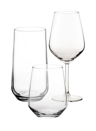 Paşabahçe Allegra Su Bardak Takımı - Su Bardağı Seti 36 Prç. Renkli
